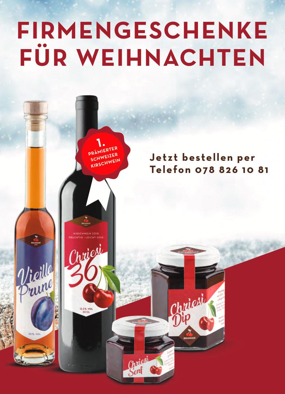 Geschenke vom Brunhof